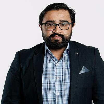 Dr Husnain Ali Rana
