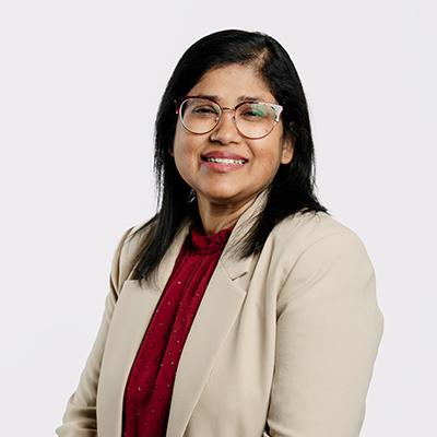 Dr Kazi Ayesha Hossain